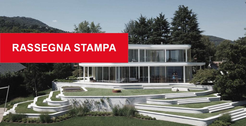 Roberto Manzetti Architetto Neuhouse Rassegna stampa